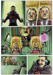 comics two brothers by avishagi