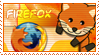 Firefox Stamp by EvoIIICE9A