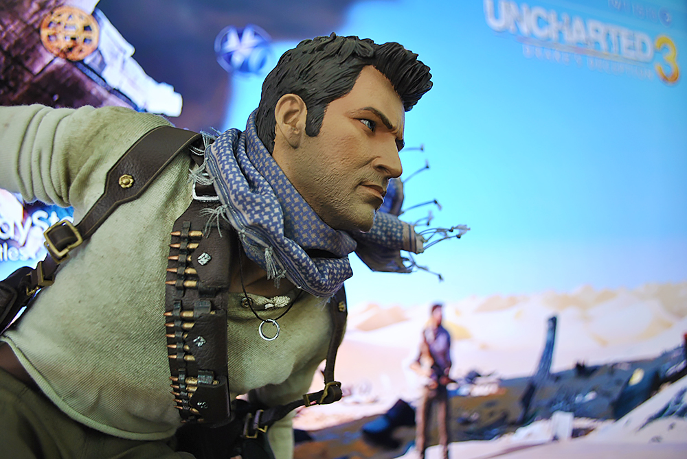 Nathan Drake Premium Format Figure by EvoIIICE9A