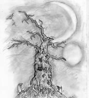 Demon Tree by Aggrotard
