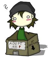 Please Adopt by Aggrotard