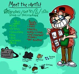 Meet the Memester by Aggrotard