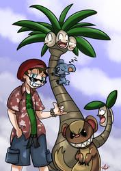 Pokemon Alola by Aggrotard