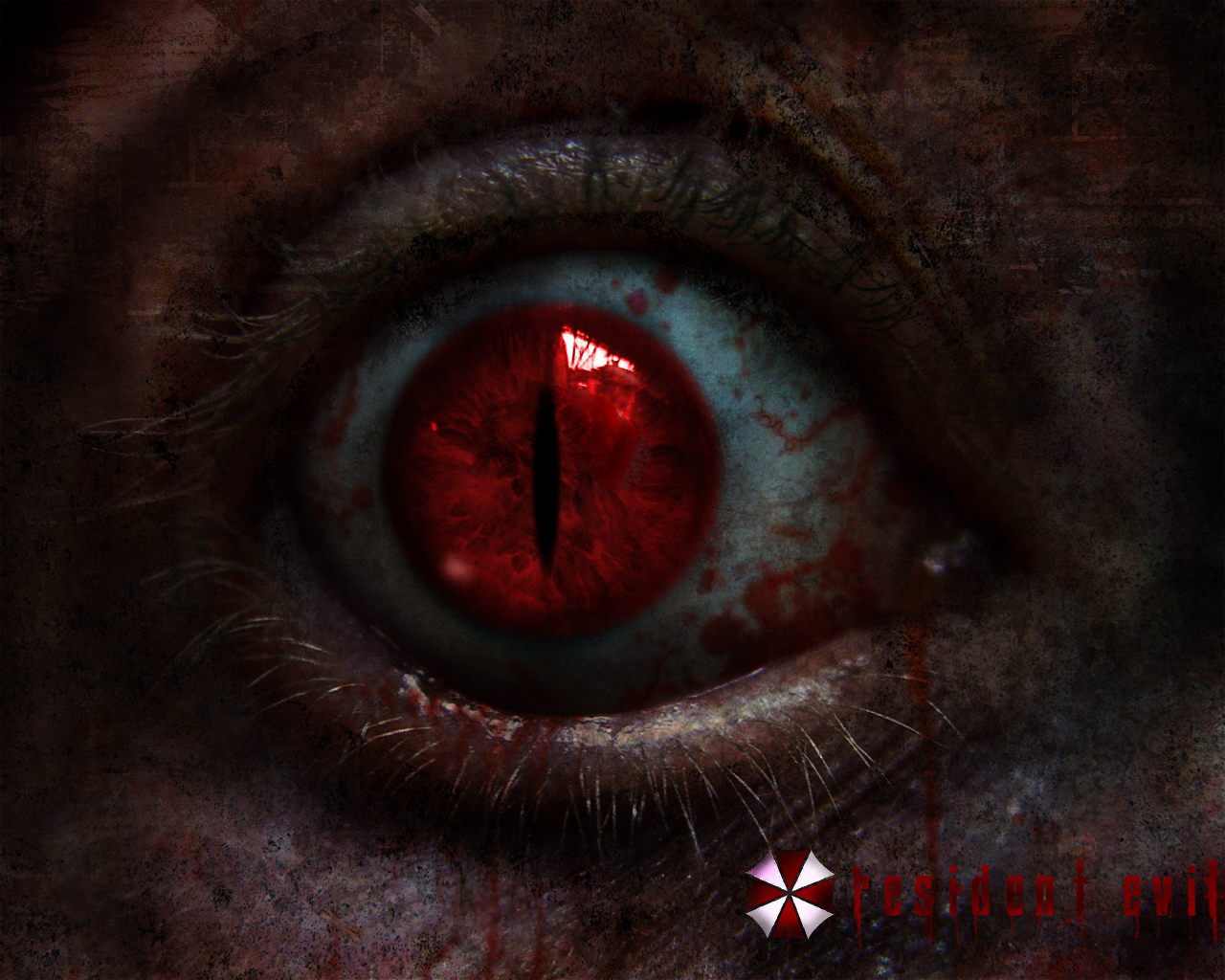Resident Evil Ada Wall...