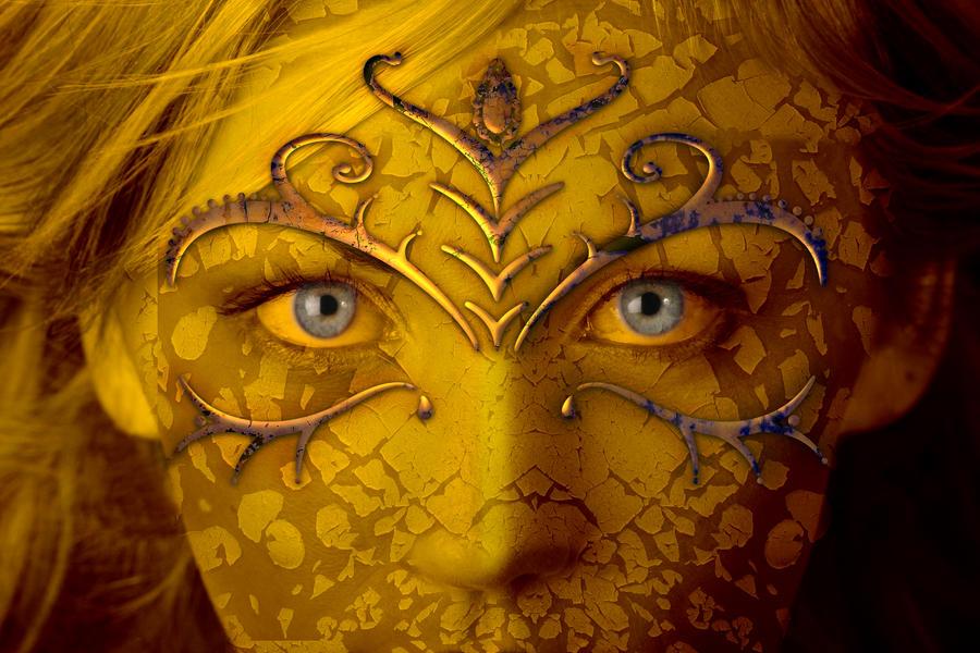 Face Henna