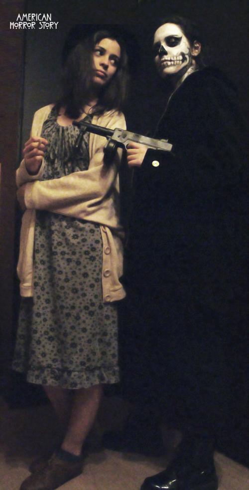 American Horror Story Costumes 1 by LoriRuRu