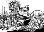 Heroes of Humanity: Skelebots vs Deevil Horror
