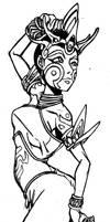 Rifts: Secrets of the Atlanteans: Hypnotic Gaze