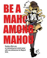 Be a Mahou Among Mahou