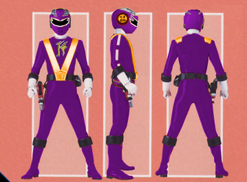 Ranger Violet by brhtiger702