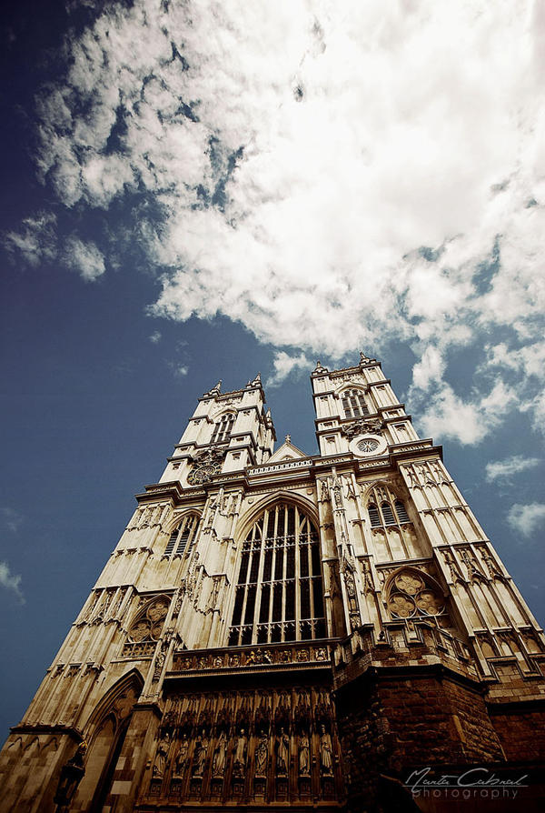 Westminster Abbey by XXEcutioner