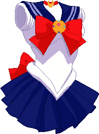 Sailor Moon Dress by Pear-July