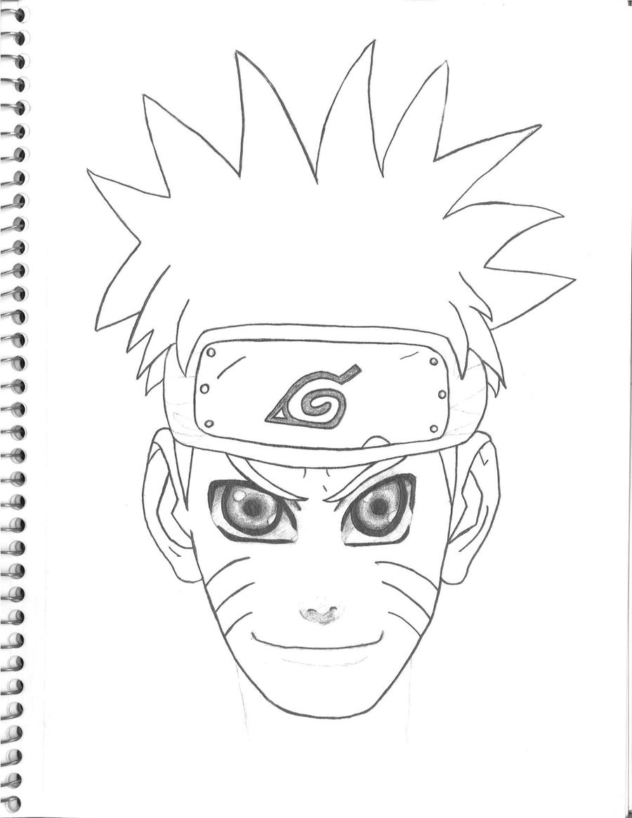 Naruto Drawings By Rangerakiata On Deviantart