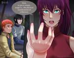 ENDLESS Chapter 04: Magic by ManuWrites