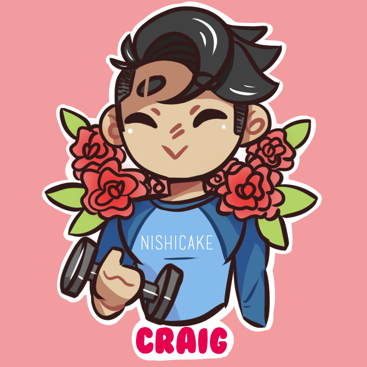 craig cahn!!! by nishicake