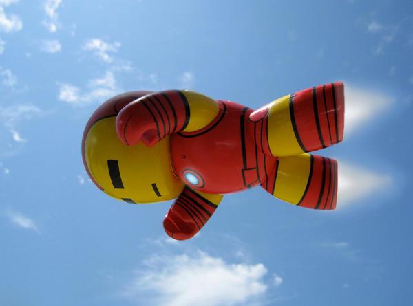 The Life Of Iron Man: Flying by KawaiiUsagiChanSan