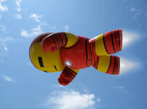 The Life Of Iron Man: Flying