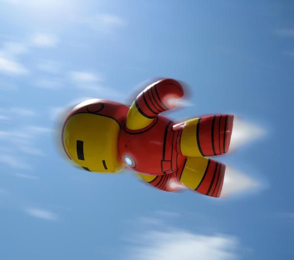 The Life Of Iron Man: Mach 5 2 by KawaiiUsagiChanSan