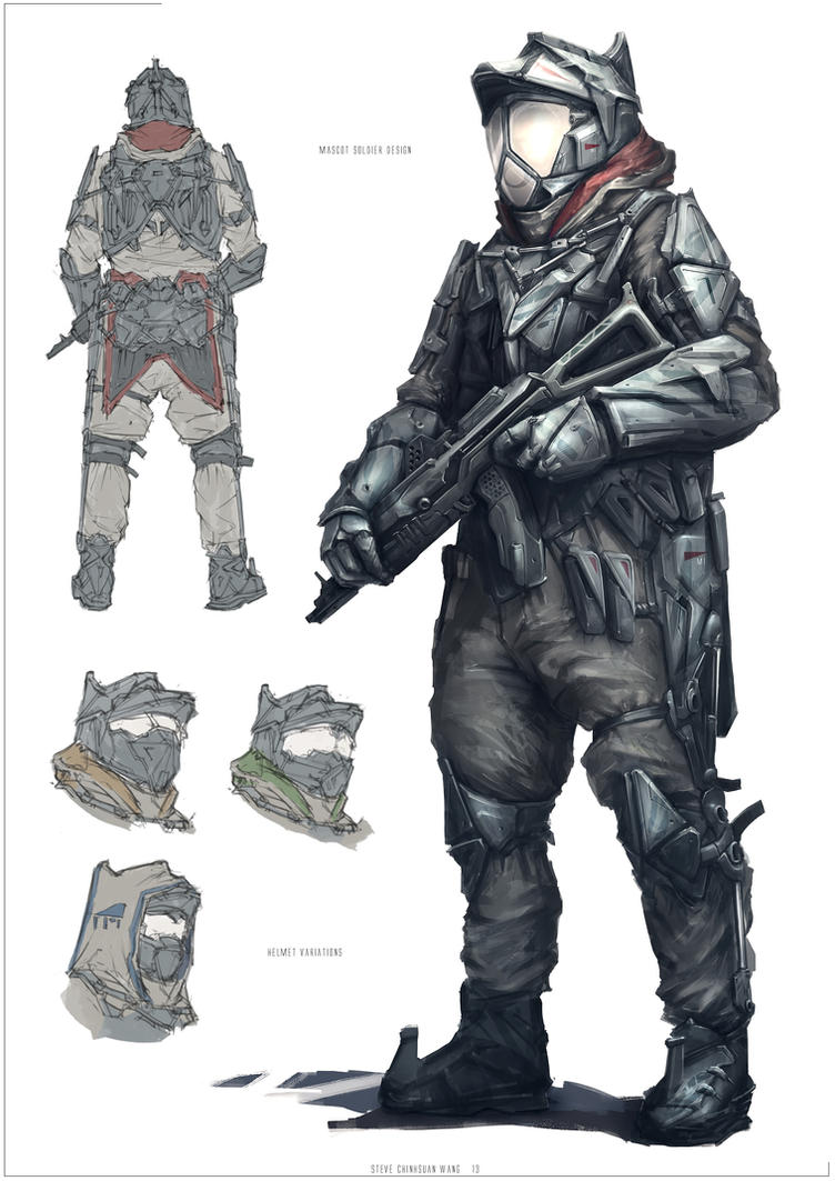 [OOC] Year 2058 (Near-Future Military Scifi RP, maybe with ...
