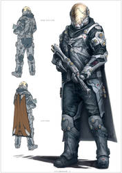 Sci-fi Soldier 2