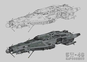 5W4G Impossibru by Sketchshido