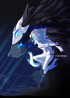 [FA] TEAR OUT THE THROAT! + Speedart!/redbubble! by Yukirwa