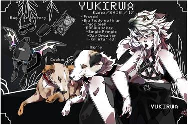 MEET THE ARTIST / YUKIRWA by Yukirwa