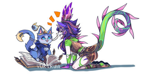 I've seen so much fish, but never one as colorfull by Yukirwa