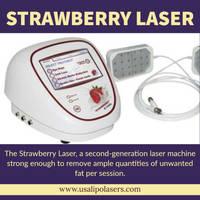 Strawberry Laser