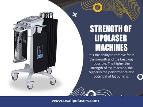 Strength of Lipolaser Machines