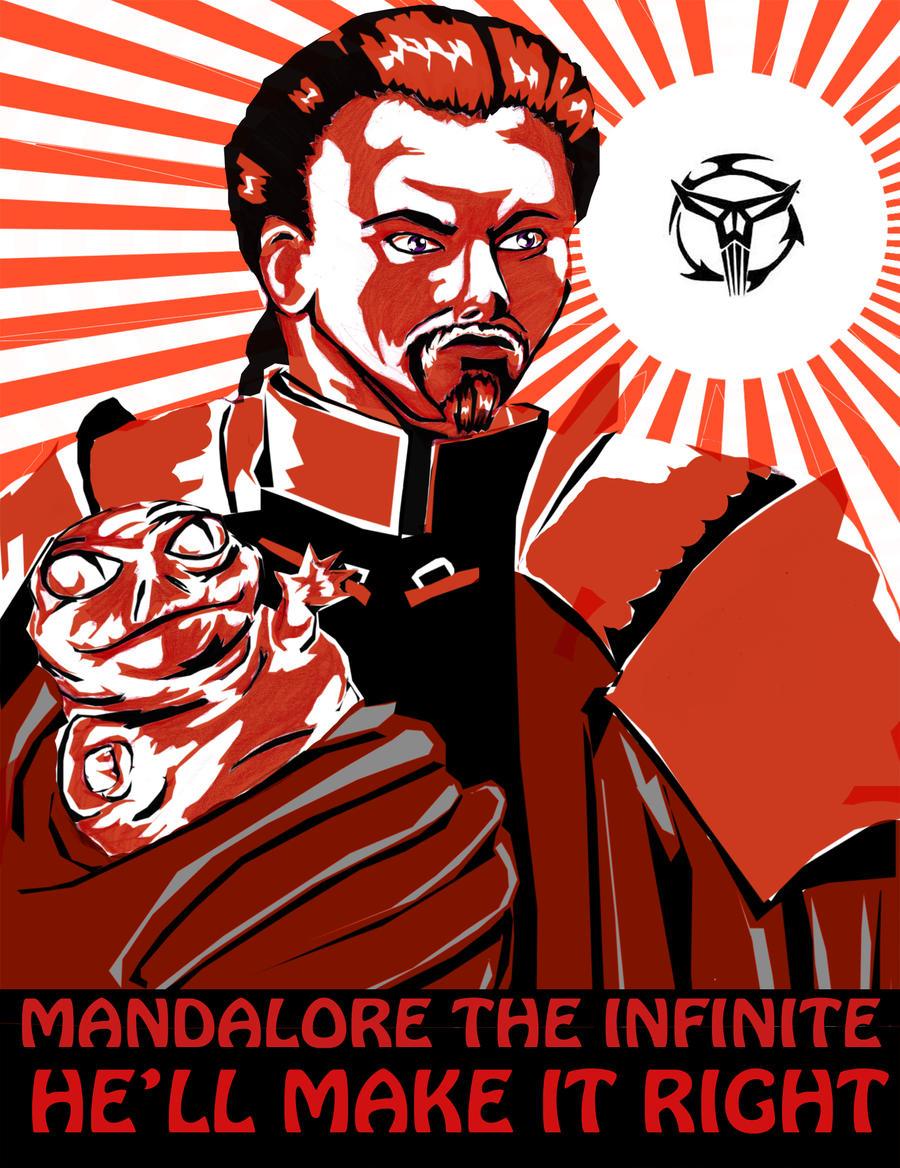 Mandalore the Infinite by KeeleeHamomin8788