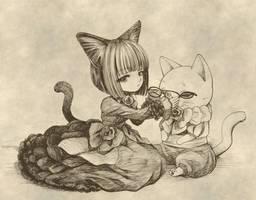 Neko20162  by xxsaakoxx