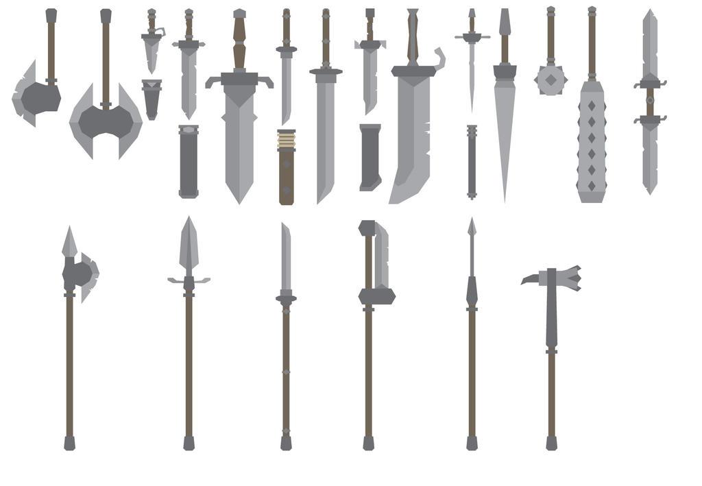 Rr-weapons by Garanz
