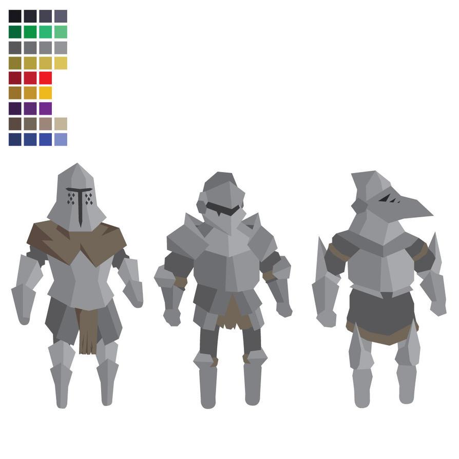 Rr-armors by Garanz