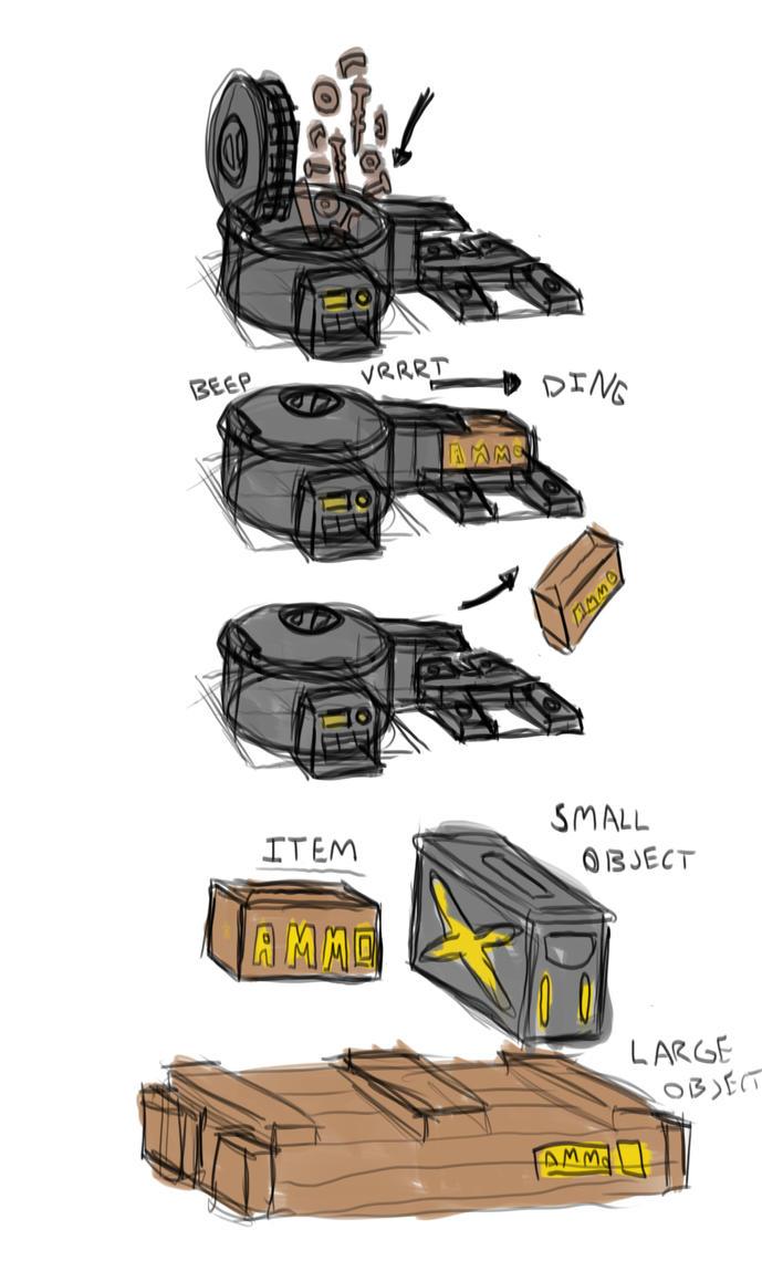 Ammo Machine by Garanz