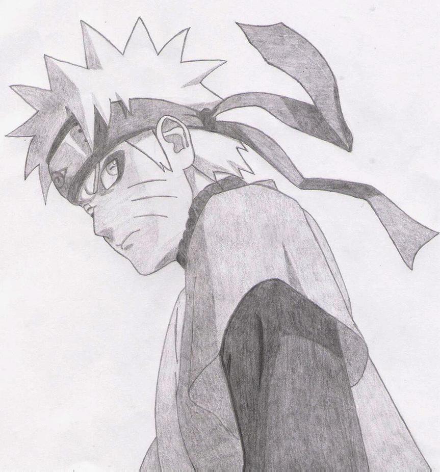 Uzumaki Naruto - Sennin Mode by DreamerGirlD