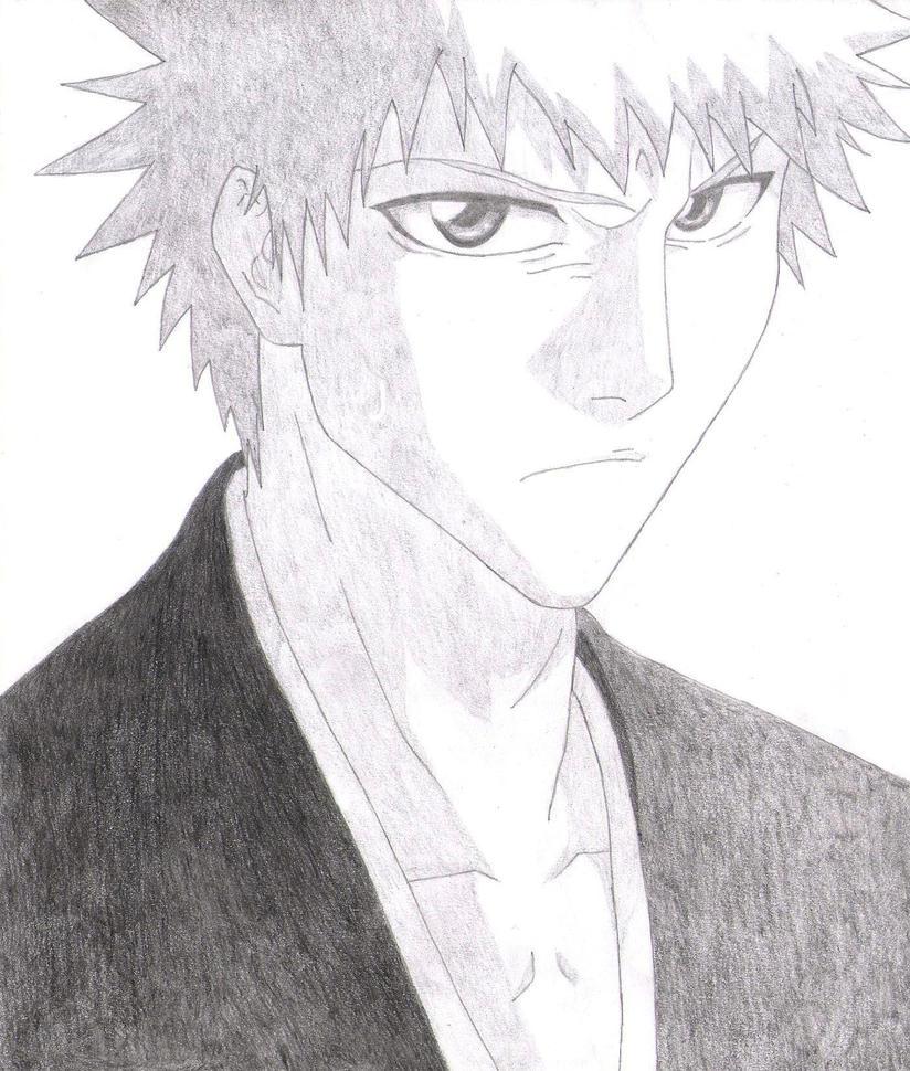 Kurosaki Ichigo by DreamerGirlD