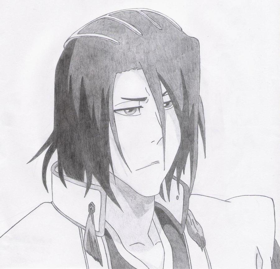 Kuchiki Byakuya by DreamerGirlD