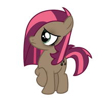 Minkie Seed (Minkie Pie And Babs Seed fusion) by ShysWorld