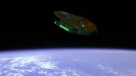 Romulan Raptor: Finished by harroldsheep