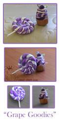 Grape Goodies by SweetCherriLove