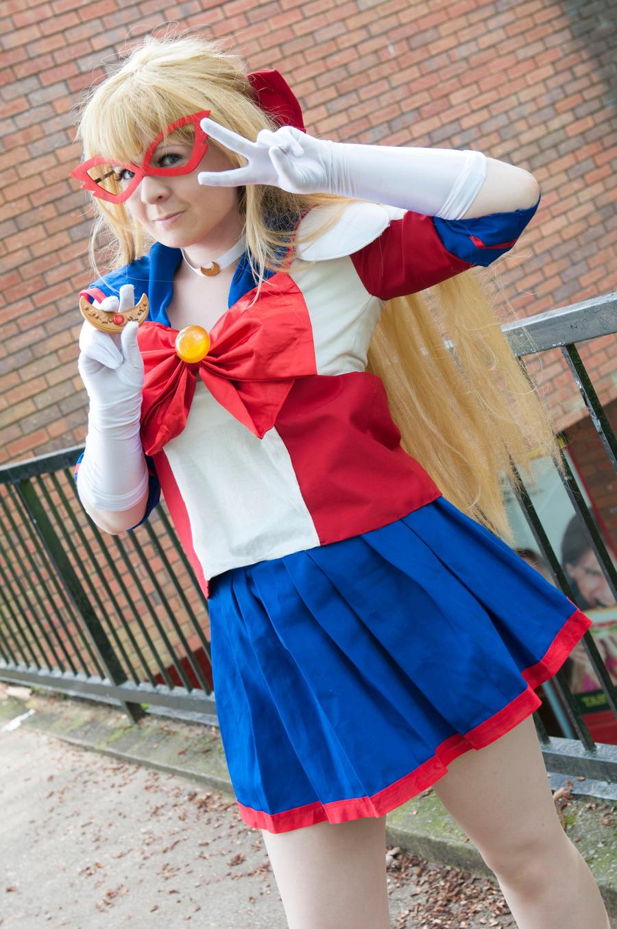 Codename Sailor V! by NavigatorxNami