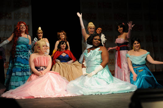 Disney Designer Princess Group
