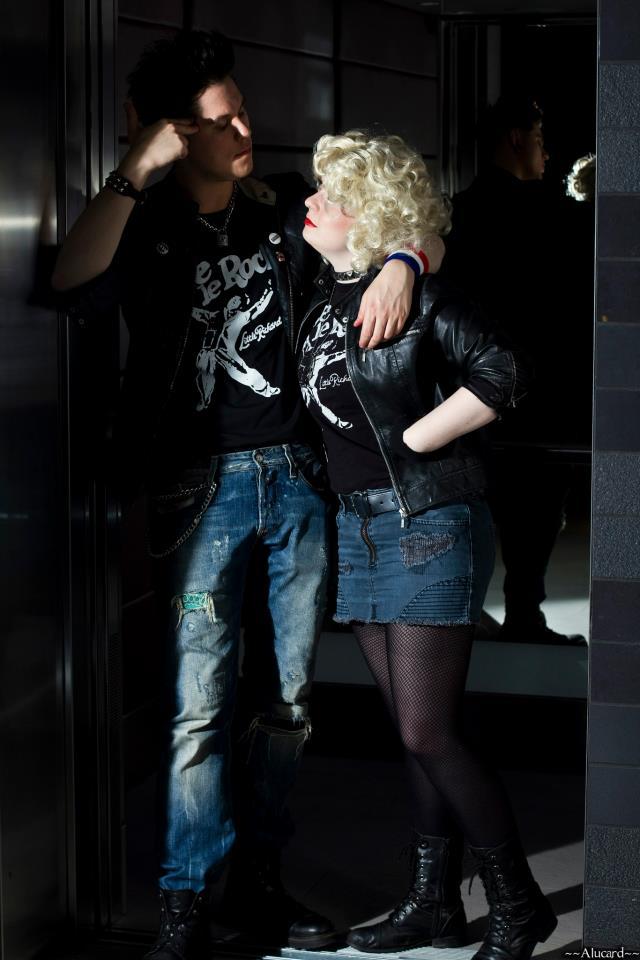 Sid and Nancy : Love Kills by NavigatorxNami