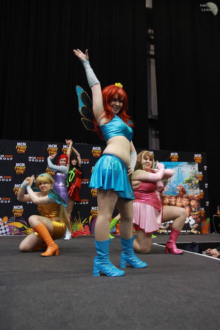 We are the Winx!