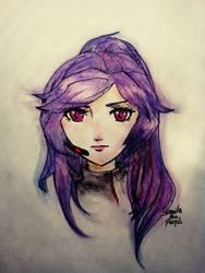 Purple is love, purple is live 3 by SumitaThePurple