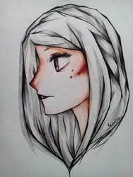 Albine  by SumitaThePurple