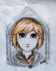 My little viking by SumitaThePurple