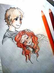 Vivian And M. by SumitaThePurple