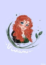 Vivian by SumitaThePurple